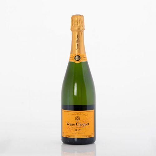 Veuve Cliquot yellow Label Champagne